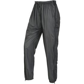 Ferrino Zip Motion Pantaloni da pioggia, black
